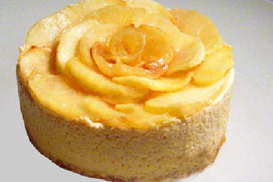 Apple mousse grand marnier - A recipe by Epicuriantime.com