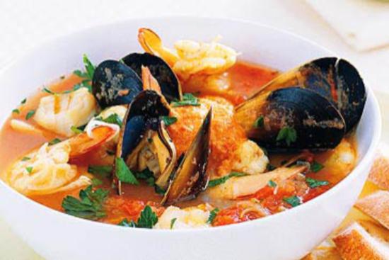 Spanish fish stew - A recipe by Epicuriantime.com